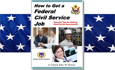 How to Get a Federal Civil Service Job