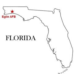 Eglin Air Force Base AFB Ft Walton Florida