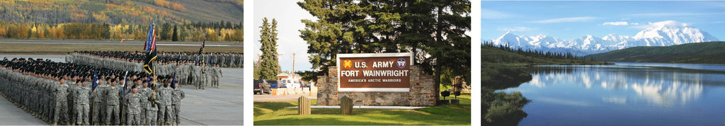 Fort Wainwright U.S. Army Alaska