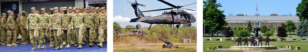 Fort Drum Army Helicopter New York