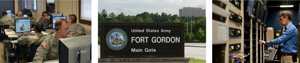 Fort Gordon U.S. Army Augusta Georgia