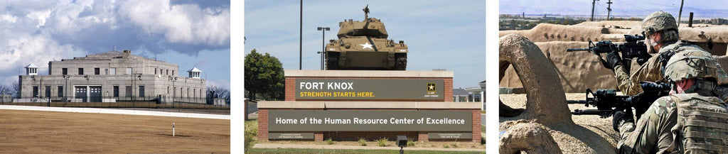 Fort Knox U.S. Army Kentucky