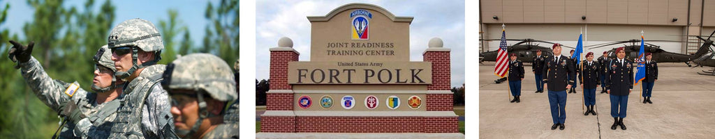 Fort Polk 3rd Brigade Combat Team 10th Mountain Division