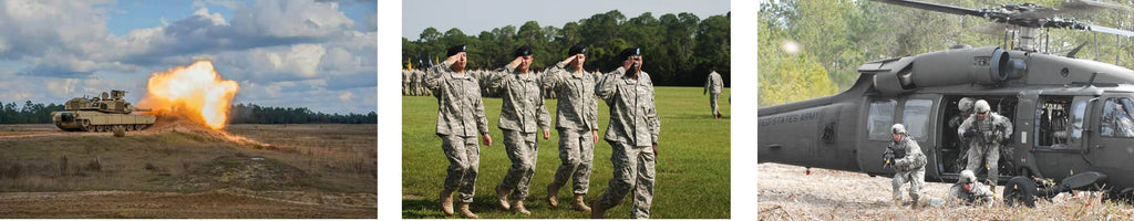 Fort Stewart 3rd Infantry Division U.S. Army