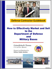 How to Market Sell to DoD Military Bases