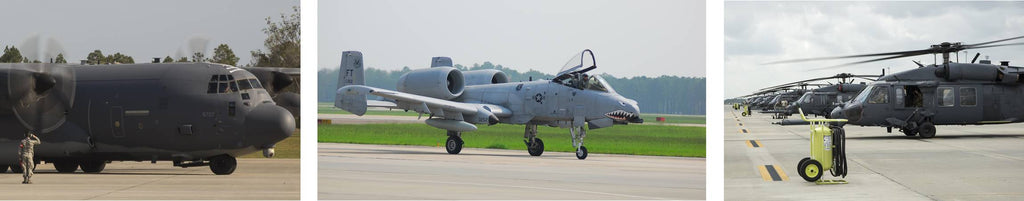 Moody Air Force Base AFB A-10 Flying Tigers Thunderbolt