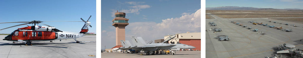 NAS Fallon Naval Strike Air Warfare Center