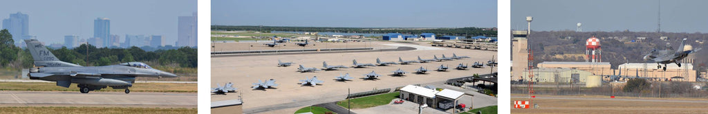 NAS Fort Worth Joint Reserve Base Naval Air Station