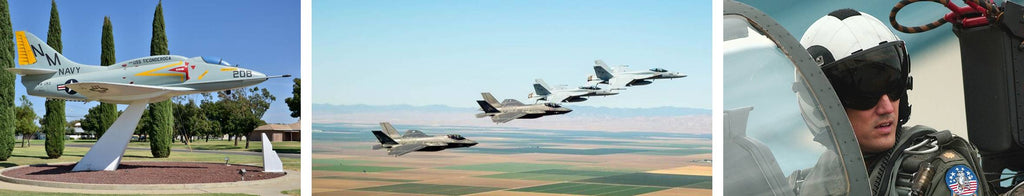 Naval Air Station NAS Lemoore - Pacific Strike Fighter Wing