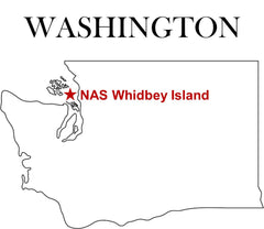 Naval Air Station NAS Whidbey Island - Washington