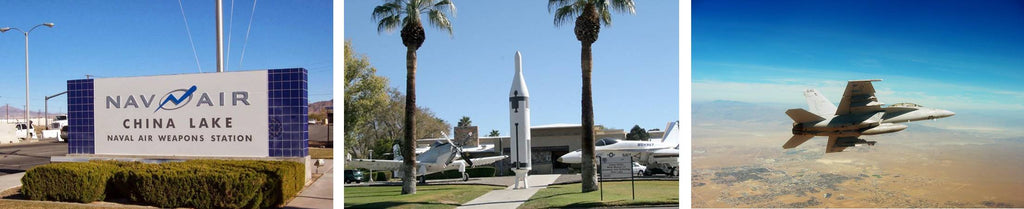 NAWS China Lake - Naval Air Warfare Center Weapons Division