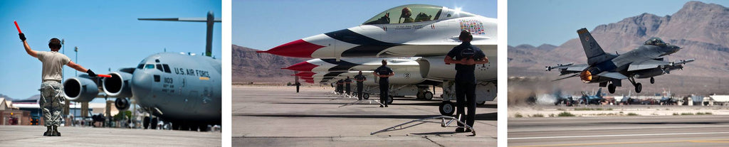 Nellis Air Force Base Thunderbirds 99th Air Base Wing