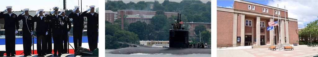New London Navy Submarine Base SUBASE