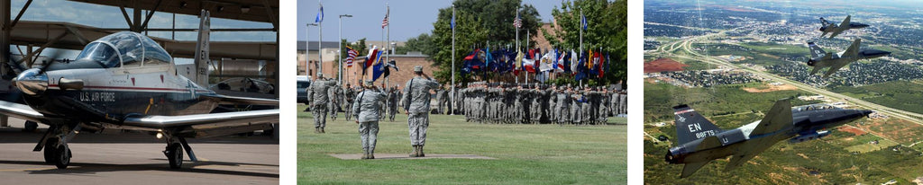 Sheppard Air Force Base AFB 82nd Training Wing