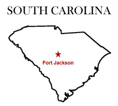 Fort Jackson South Carolina U.S. Army