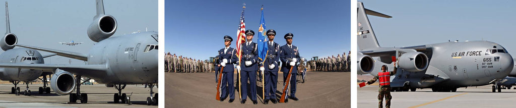 Travis Air Force Base (AFB) 60th Air Mobility Wing