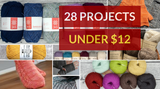 Great Ideas: 28 Projects for Less than $12