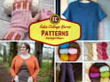 Great Ideas: Patterns for Eden Cottage Yarns