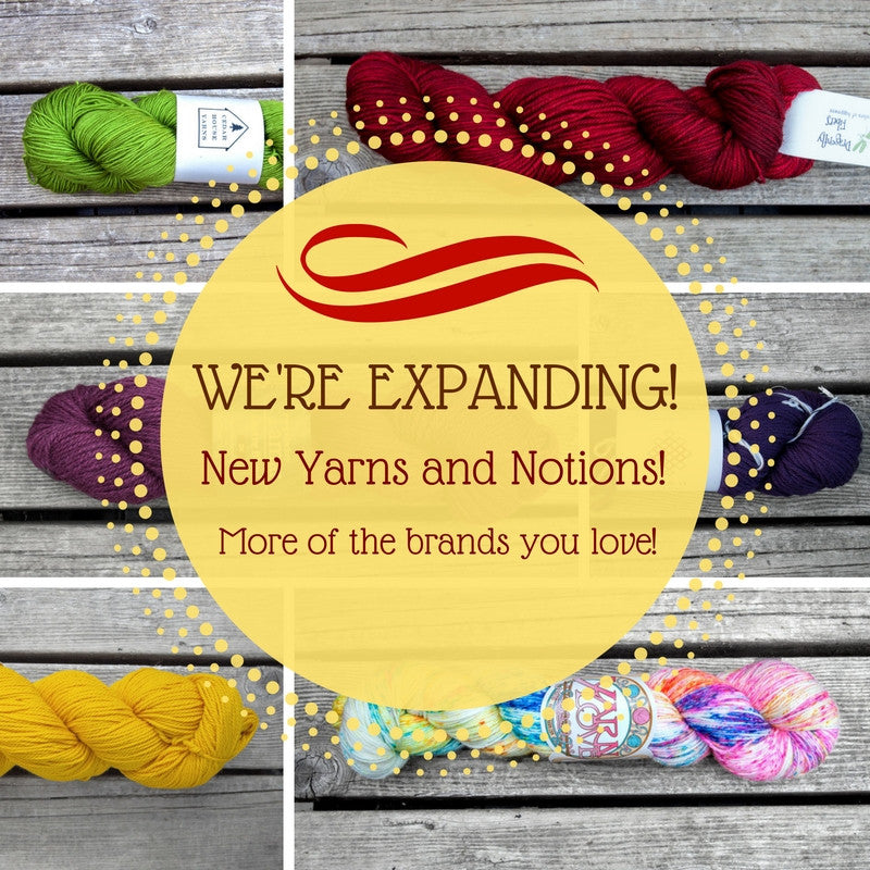 Great News from Fairlight Fibers!
