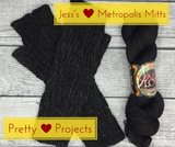 Pretty Projects! Metropolis Mitts!