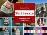 Great Ideas: Shetland Wool Pattern Ideas