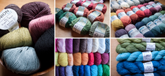 Selected Yarns from Our Suppliers