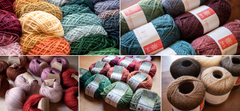 Yarns from the UK and Europe