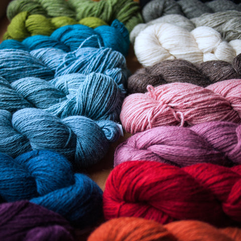 Ullcentrum 3-Ply DK/Worsted Weight