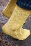 Fairlight Fibers Infinitely Adjustable Sock Pattern