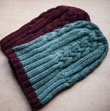 Cedar River Beanie Pattern: Fairlight Fibers - Fairlight Fibers
