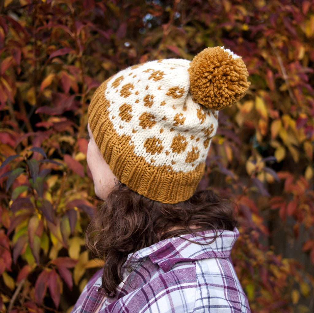 Champagne Bay Beanie Pattern: Fairlight Fibers - Fairlight Fibers