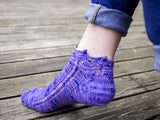 Crown Point Socks Pattern: Fairlight Fibers - Fairlight Fibers