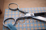 Maison Sajou Dressmaker's Laundry Scissors - Ball and Groove - Fairlight Fibers