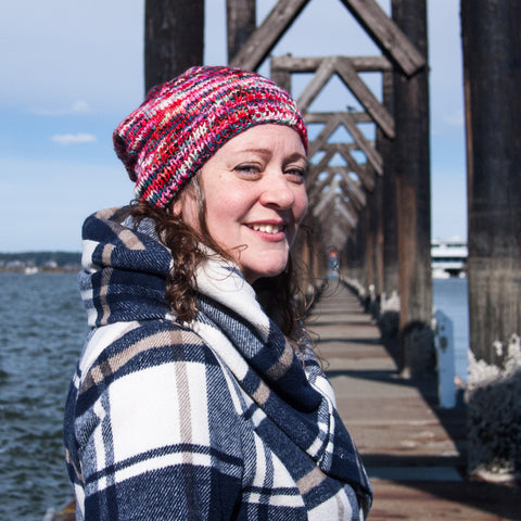 Gardner Bay Beanie Pattern: Fairlight Fibers - Fairlight Fibers