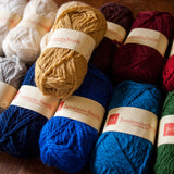 Jamieson & Smith Shetland Aran Worsted - Fairlight Fibers