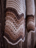 Cougar Mountain Hap Scarf Pattern: Fairlight Fibers - Fairlight Fibers