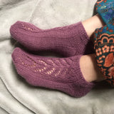Silver Lake Socks Pattern: Fairlight Fibers - Fairlight Fibers