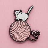Lulu Bloo Pins - Fairlight Fibers