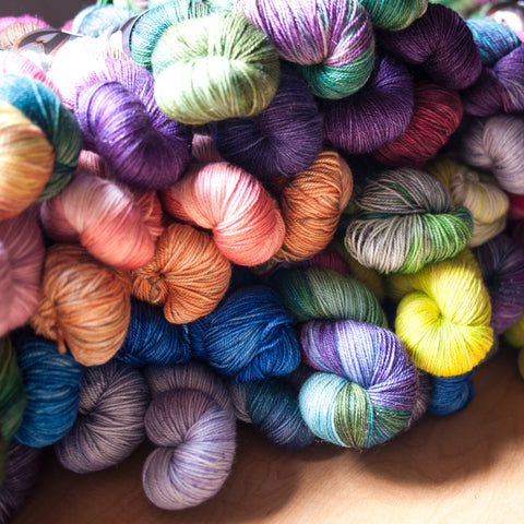 Yarn Love Marie Antoinette - Fairlight Fibers