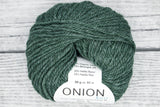Onion No. 6 Organic Wool + Nettles Yarn Aran - Fairlight Fibers