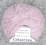 Onion Organic Cotton - Fairlight Fibers
