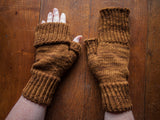 Point Edwards Mitts Pattern: Fairlight Fibers - Fairlight Fibers