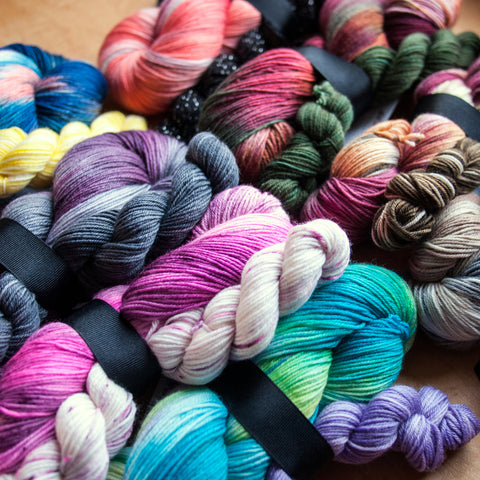 RavensWood Fibre Co. Sock Sets - Fairlight Fibers