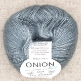 Onion Silk + Kid Mohair - Fairlight Fibers