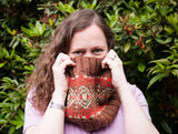 Small Echoes Cowl Pattern: Fairlight Fibers - Fairlight Fibers