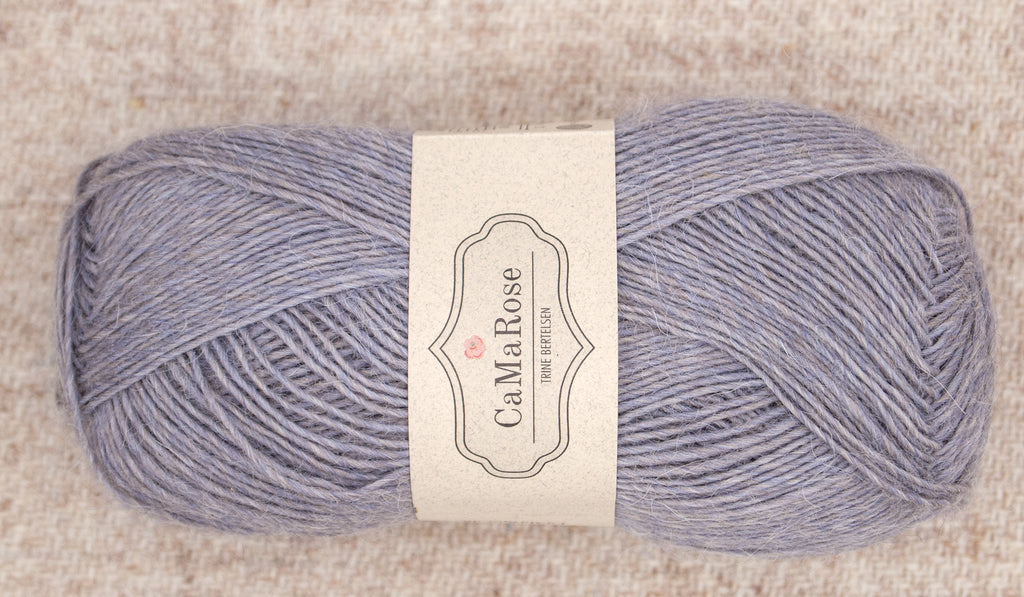 CaMaRose Tynd Lamauld Llama Wool - Fairlight Fibers