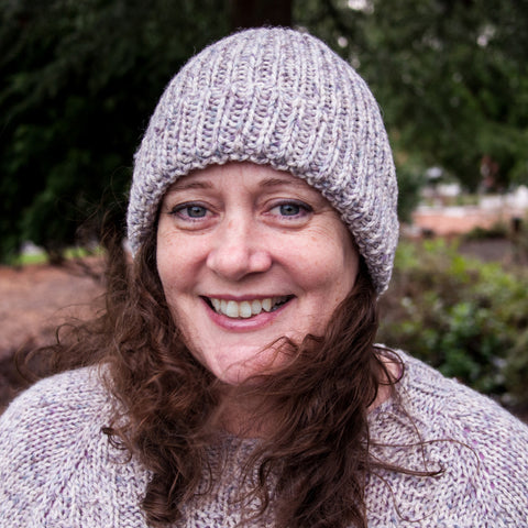 Whidbey Island Beanie Pattern: Fairlight Fibers - Fairlight Fibers
