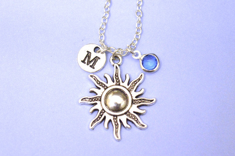 Sun Necklace - YouLoveYouShop