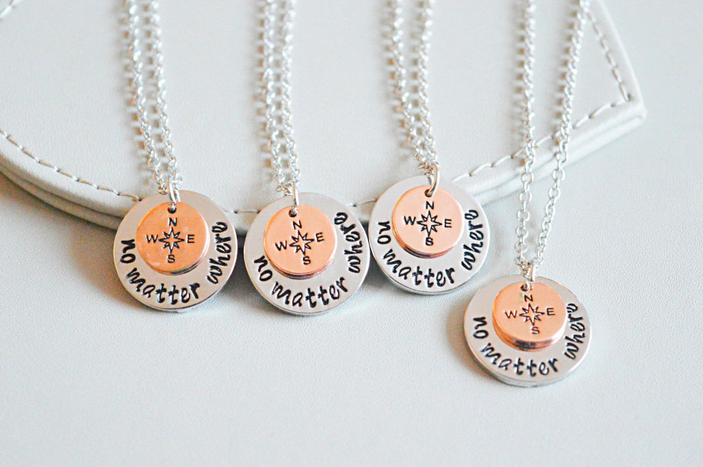 Compass Necklace - YouLoveYouShop