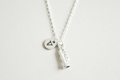 Trumpet Necklace - YouLoveYouShop